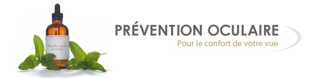 Prévention et santé oculaire